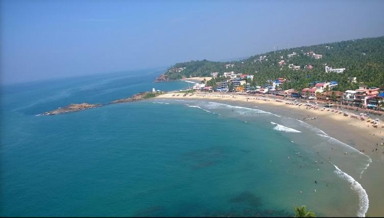 Cochin-Munnar-Thekkady–Alleppey-Kovalam Tour
