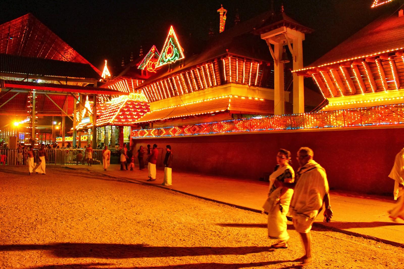 Cochin-Guruvayoor-Athirapally Tour Package